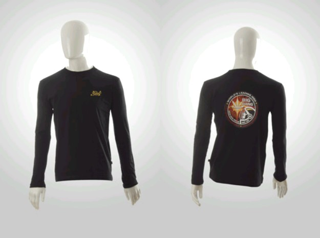 Big Bang Long Sleeves  2009