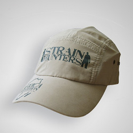 STRAIN HUNTER CAP KAKI